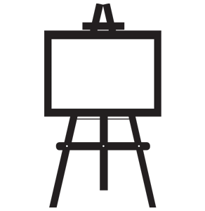 Easel - icon