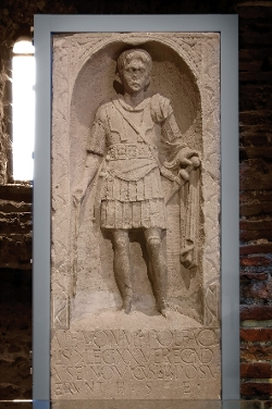 Tombstone of Marcus Favonius Facilis (Colchester)