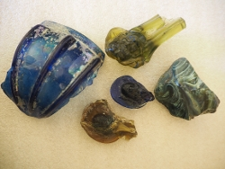 Transparent: Roman Glass (Colchester)