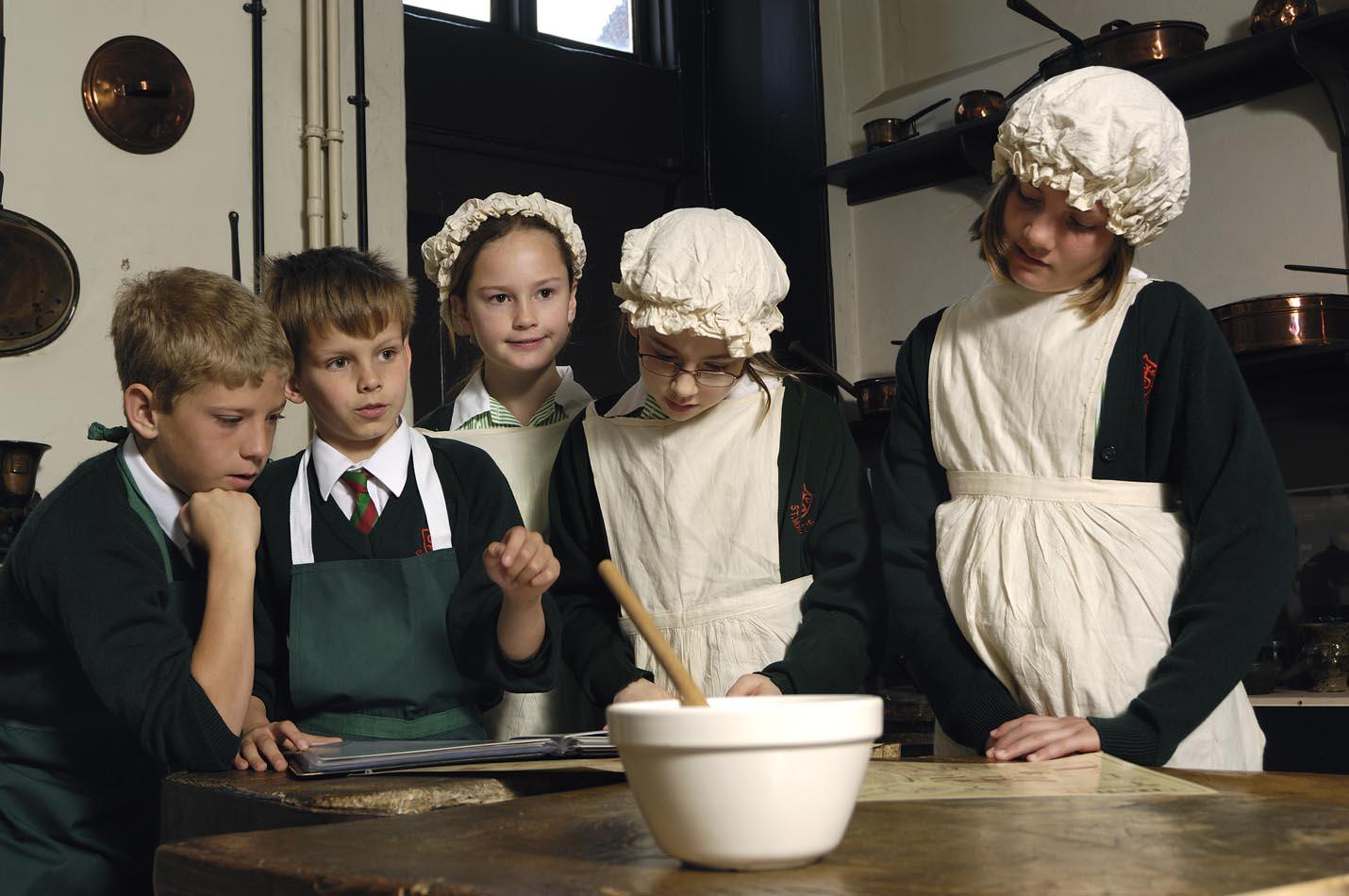 Victorians schools session