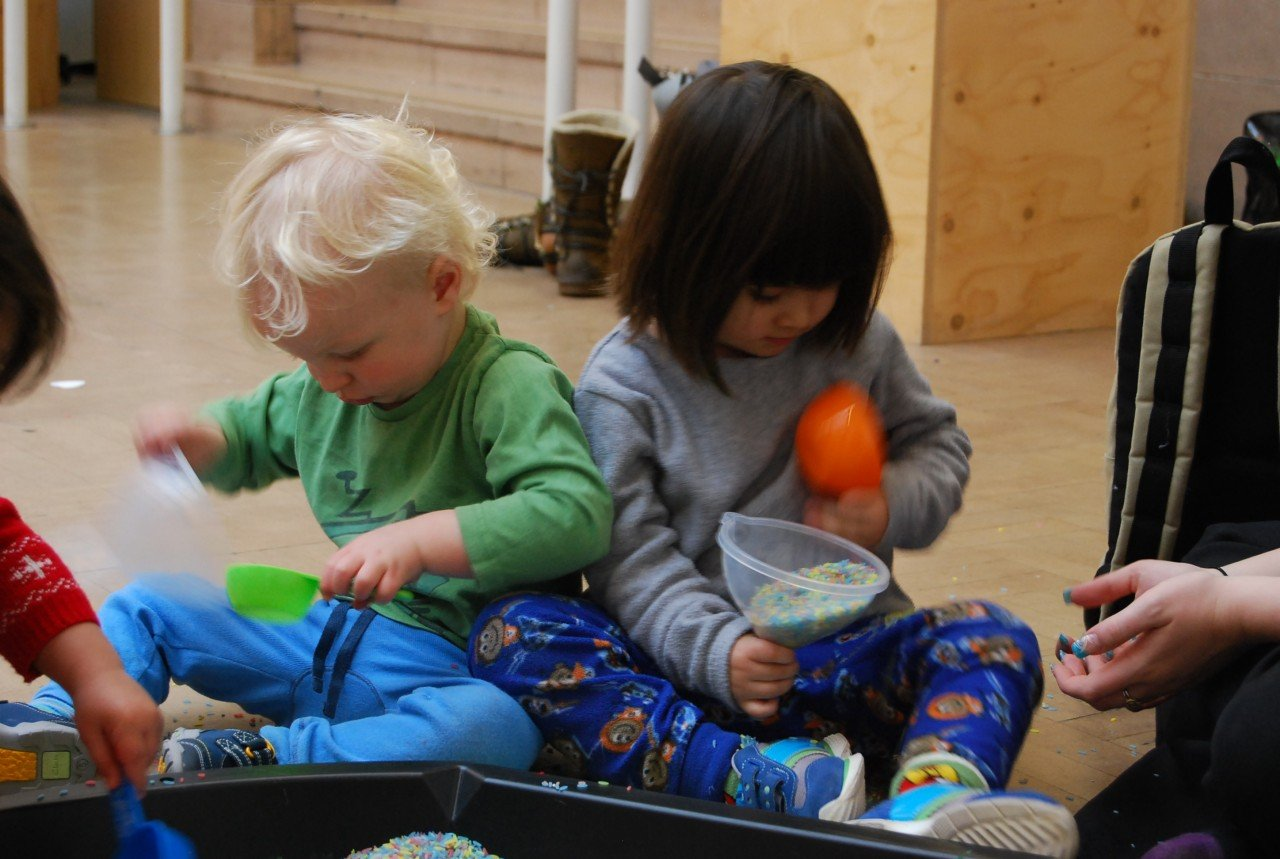 Nurseries and classes
