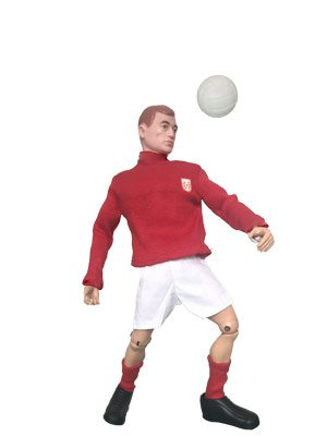 Footballer Action Man