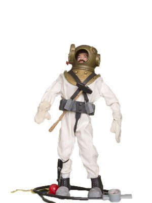Deep Sea Diver Action Man
