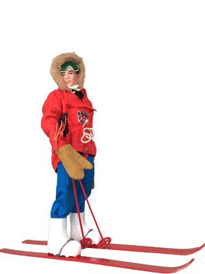 Polar Explorer Action Man