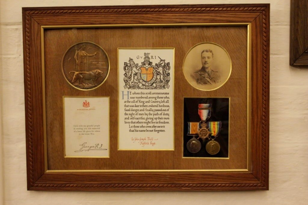 Suffolk Regiment Museum collections