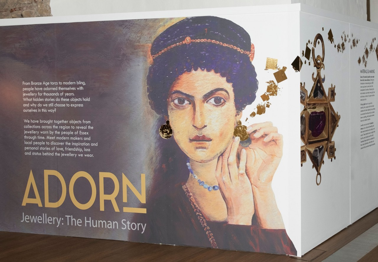 Adorn, Jewellery: the Human Story