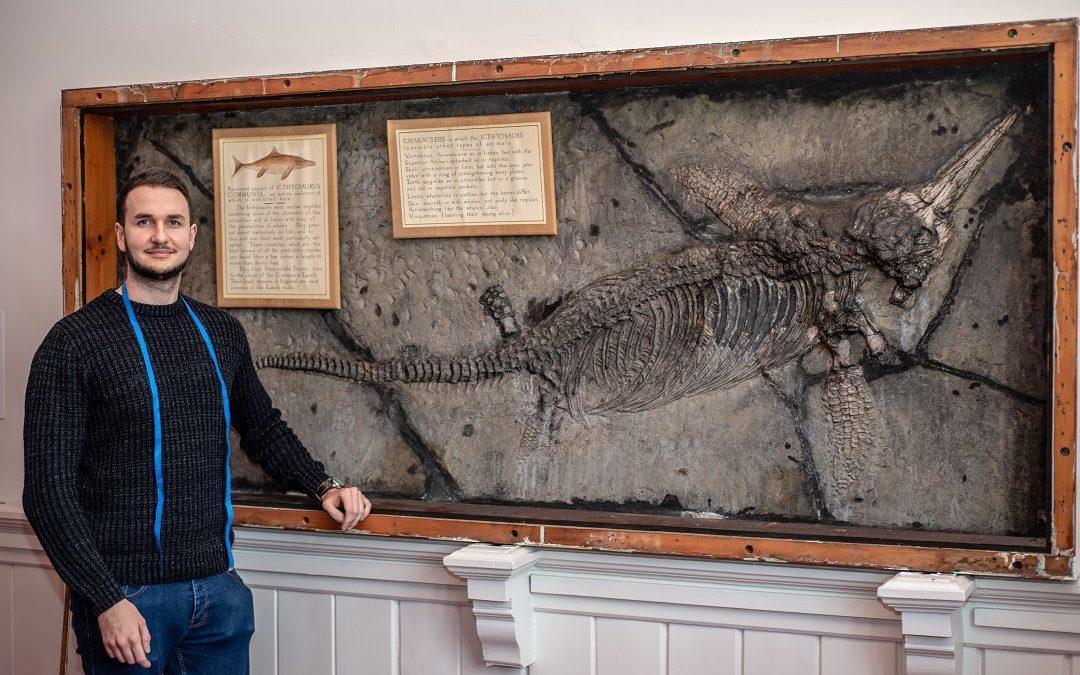 The Ipswich Ichthyosaur