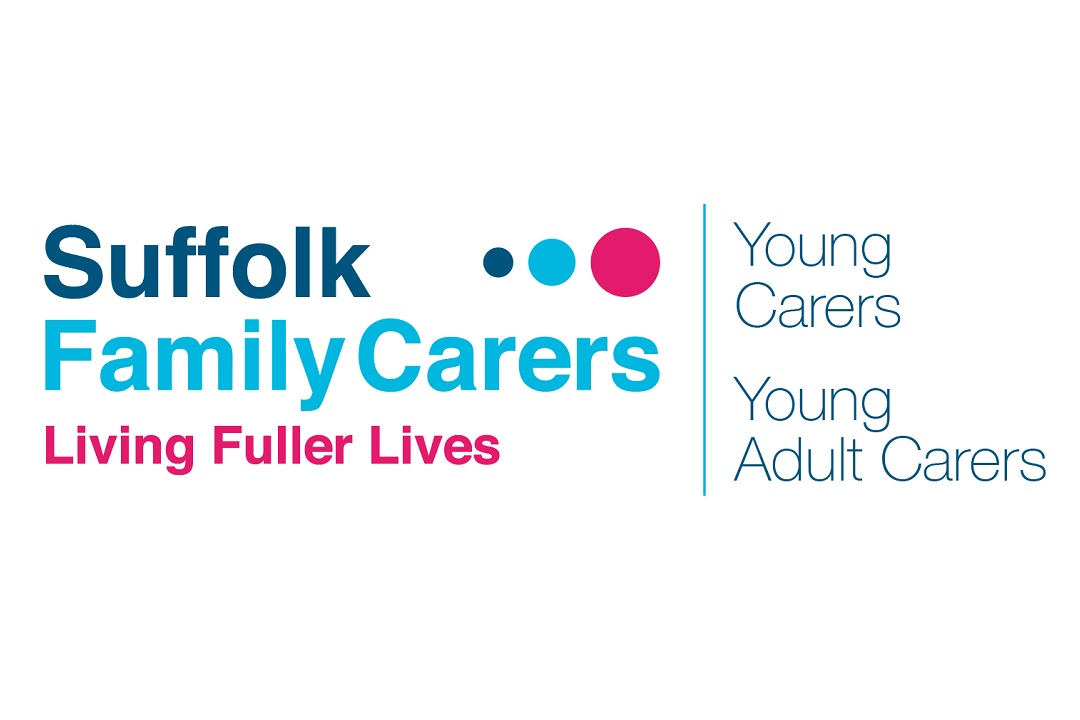 Suffolk Family Carers. Living fuller lives. Young carers. Young adult carers