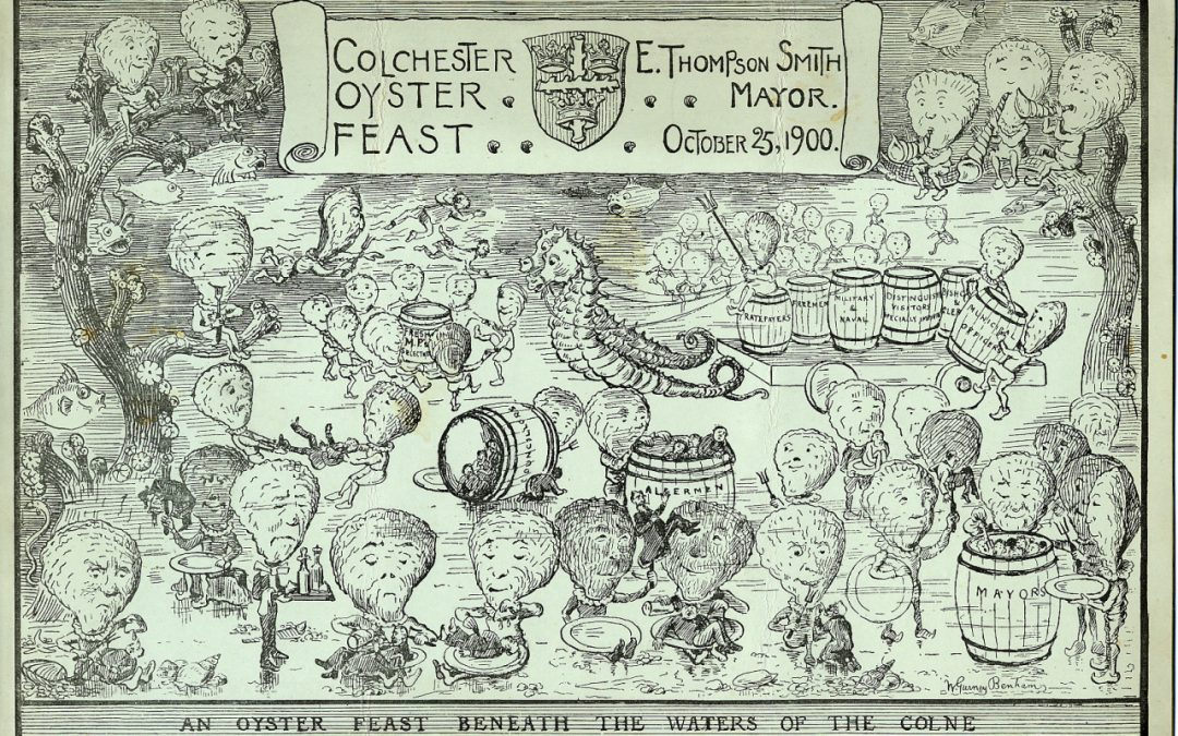 The Colchester Oyster Feast